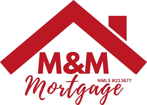 M & M Logo - Wht No Tag